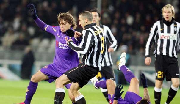 Juventus-Fiorentina 1:1
