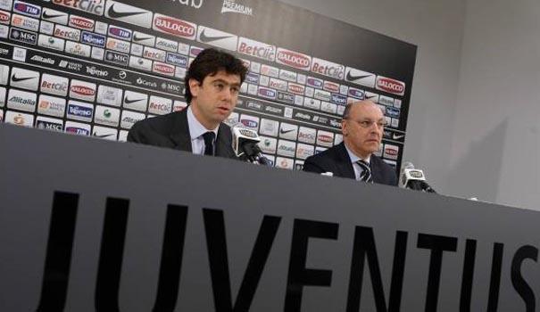 Andrea Agnelli & Giuseppe Marotta