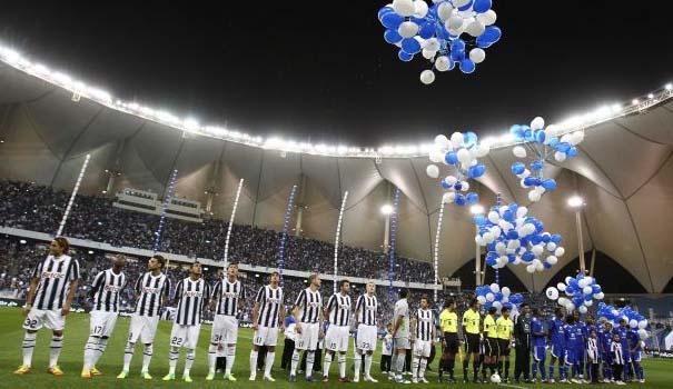 Al Hilal - Juventus