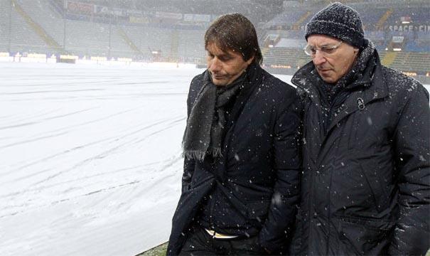 Antonio Conte & Beppe Marotta