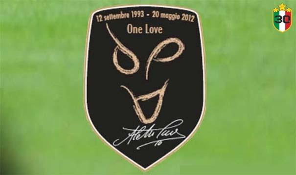 Del Piero - One Love