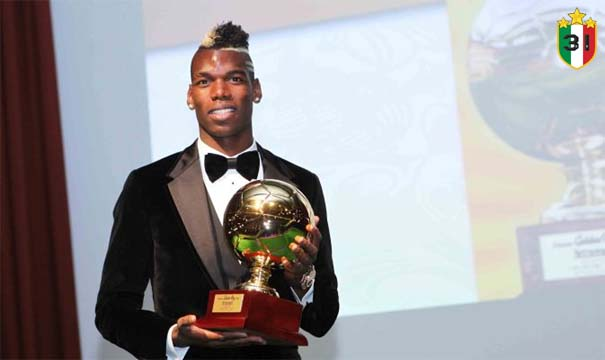 Paul Pogba - Golden Boy 2013