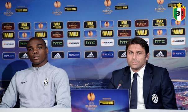 Angelo Ogbonna & Antonio Conte