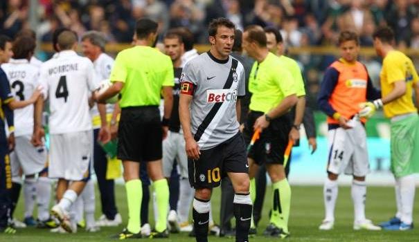 Parma - Juventus 1:0