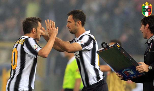 Del Piero & Vučinić