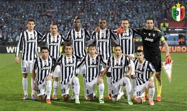 Trabzonspor - Juventus 0:2