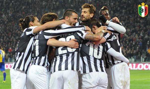 Juventus - Parma 2:1