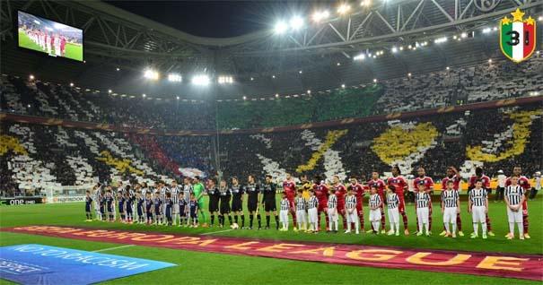 Juventus - Lyon 2:1