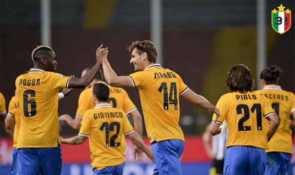 Udinese - Juventus 0:2